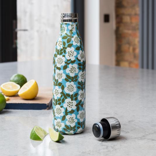 REX London Astrid Fleur bouteille d/'eau
