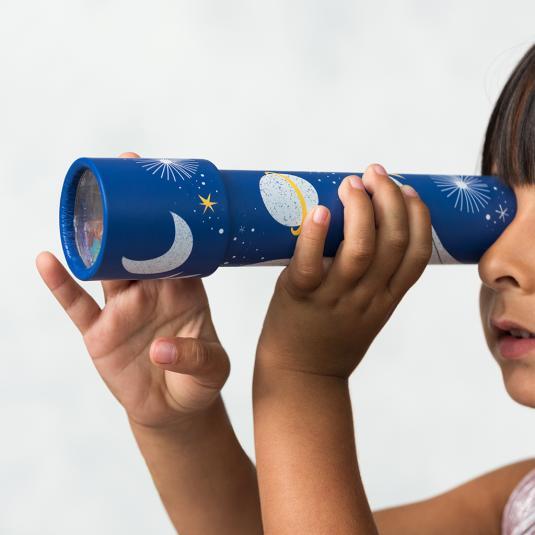 Moon and Stars kalaeidoscope