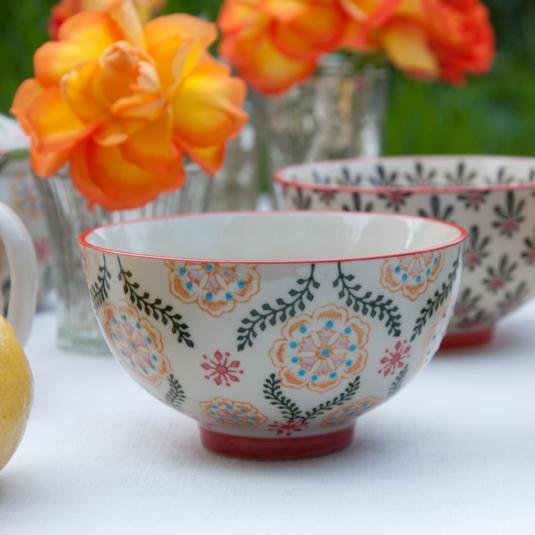 Barcelona Design Small Stoneware Bowl