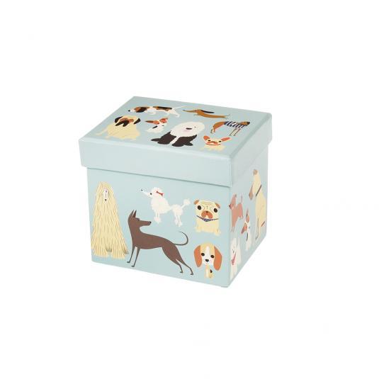 Best In Show Mug In a Dog Print Gift Box