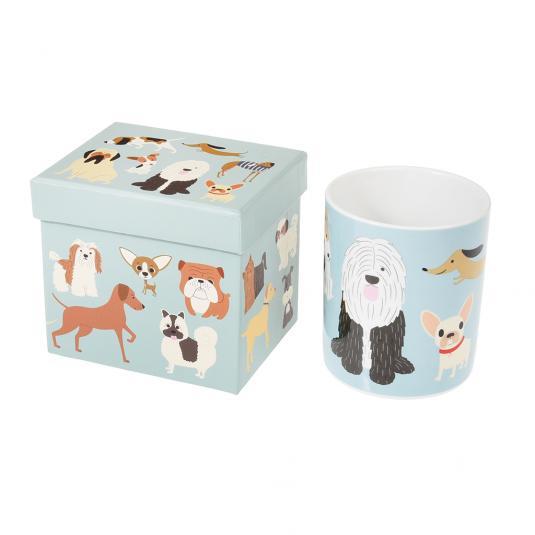 Dog Lovers Mug In a Gift Box