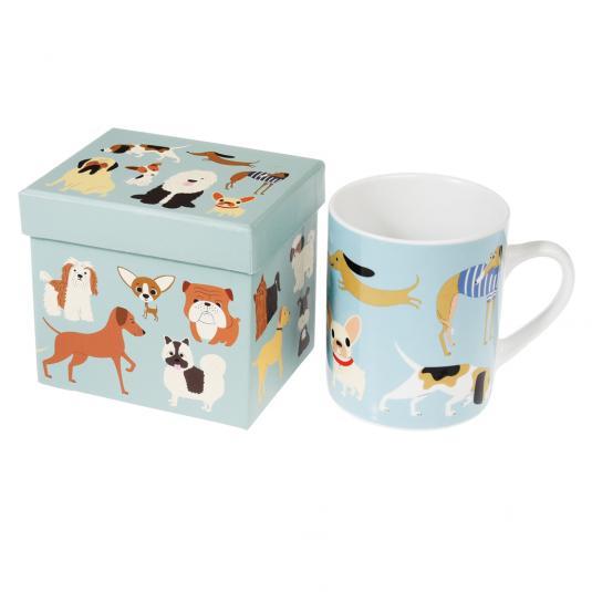 Best In Show Design Mug In Gift Box