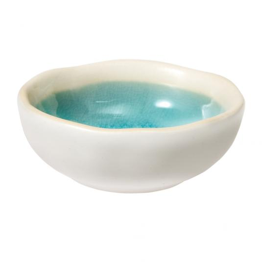 Turquoise Santana Dipping Bowl