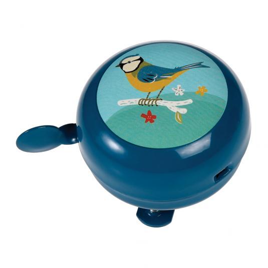 Blue Tit Bird Bike Bell
