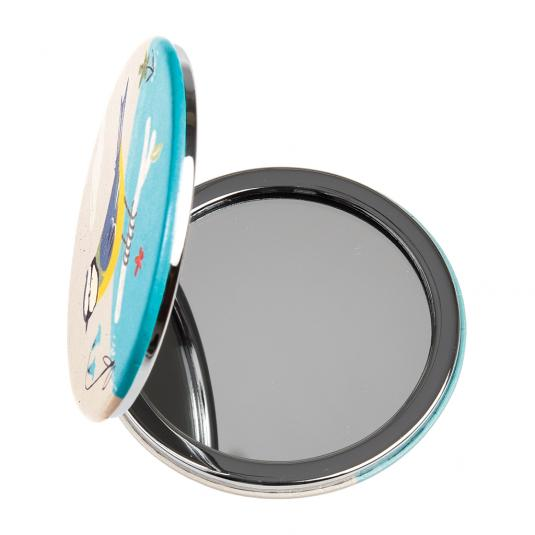 Blue Tit bird Compact Mirror