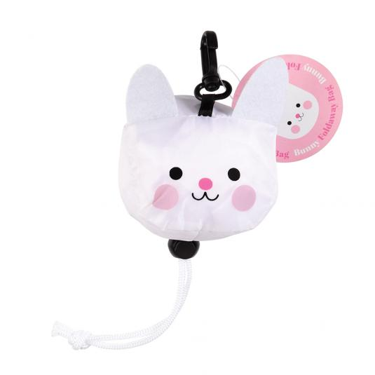 Bunny Folding Clip Bag