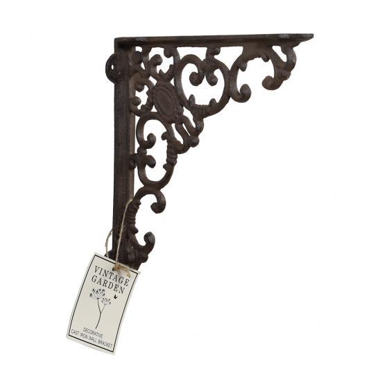 Cast Iron Vintage Wall Bracket