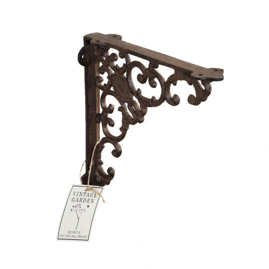 Cast Iron Wall Mounted Old Style Bracket