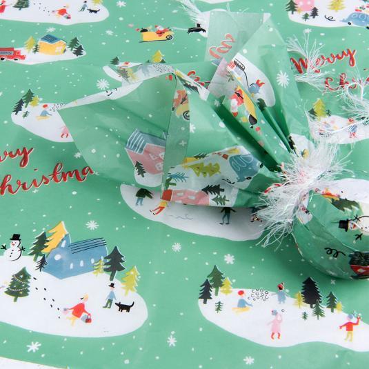 Christmas Wonderland Tissue Paper