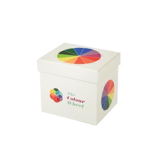 Colour Wheel Mug Gift Boxed