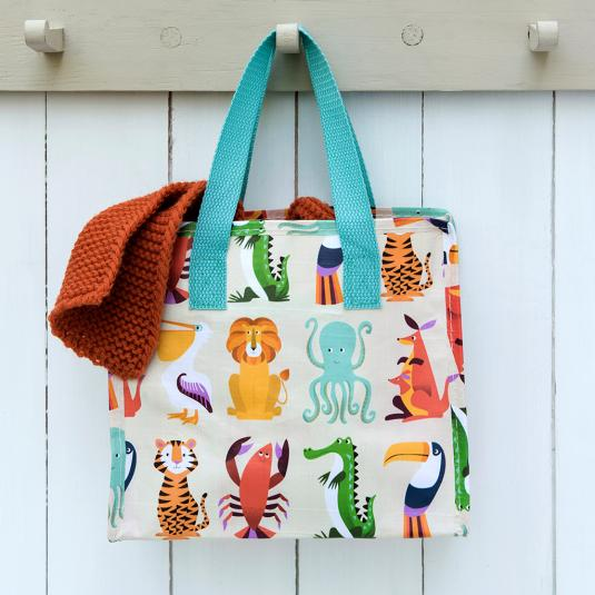 Colourful Creatures Charlotte Bag