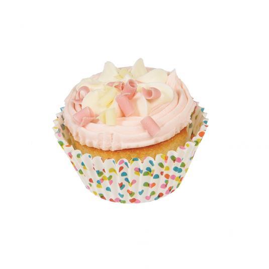 Confetti Cup Cake Case