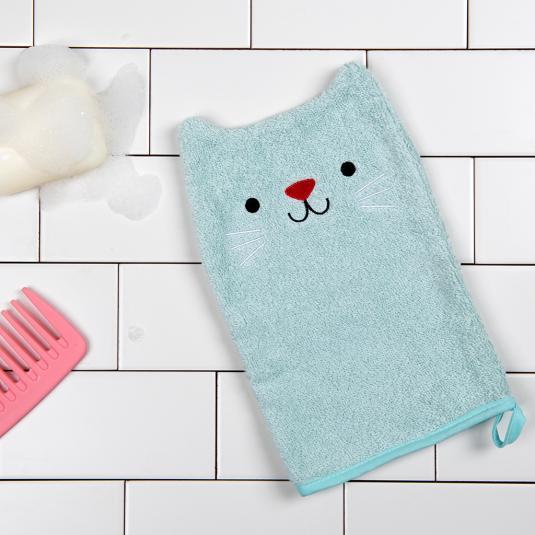 Cookie The Cat Bath Mitt