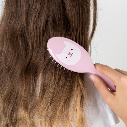 Cookie the Cat children's hairbrush