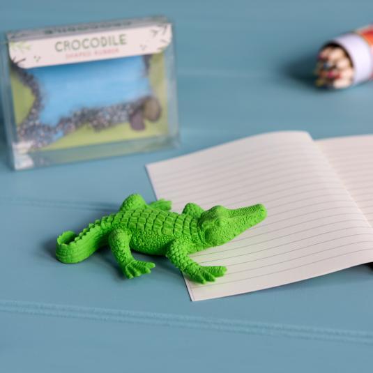 Crocodile Pencil Rubber