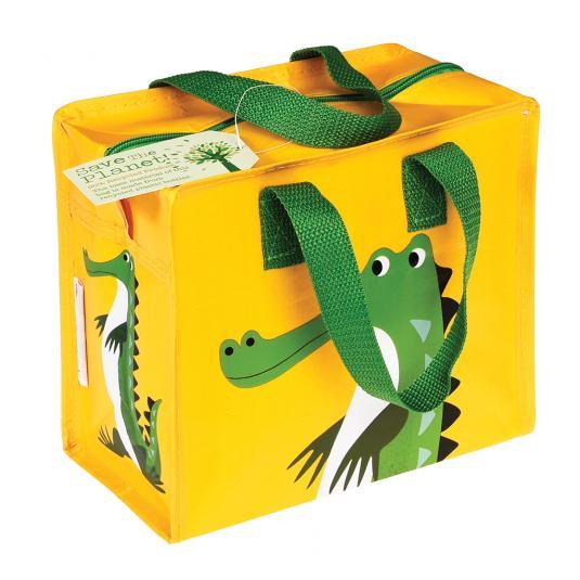 Crocodile Small childrens tote Bag