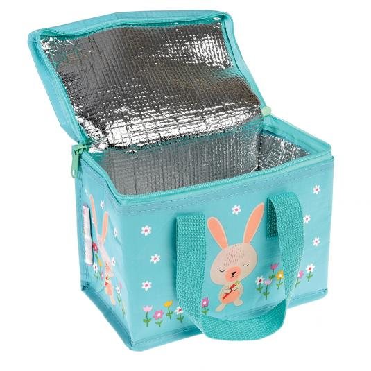 Blue Bunny Insulated Lunch Bag