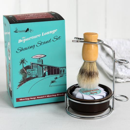 Departure Lounge Shaving Set