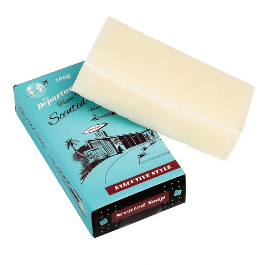 Departure Lounge Soap bar in a gift box
