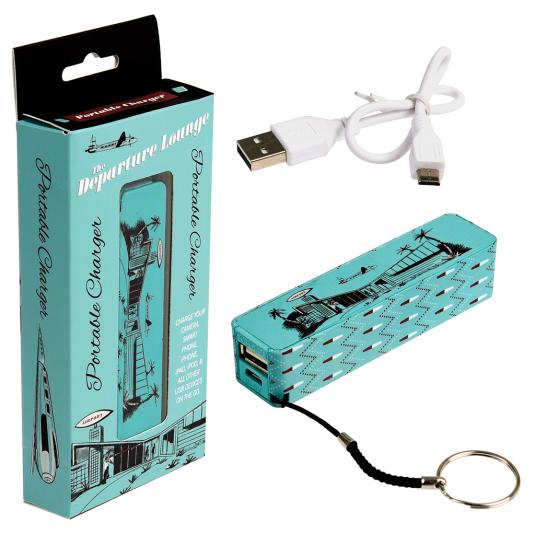 Departure Lounge Usb Charger