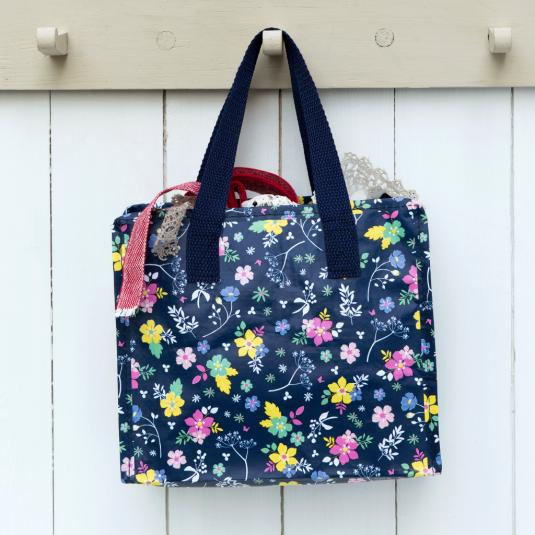 Ditsy Garden Charlotte Bag