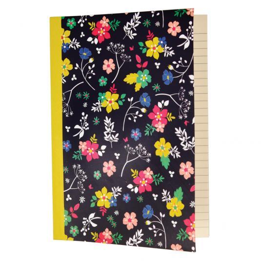Ditsy Garden Notebook