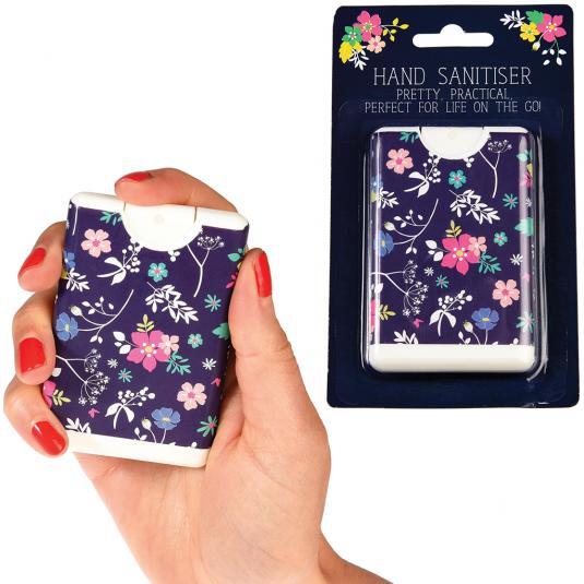 Ditsy Garden Pocket size Hand Sanitiser