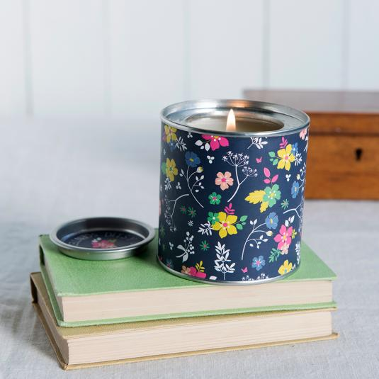 Ditsy Garden Scented Candle