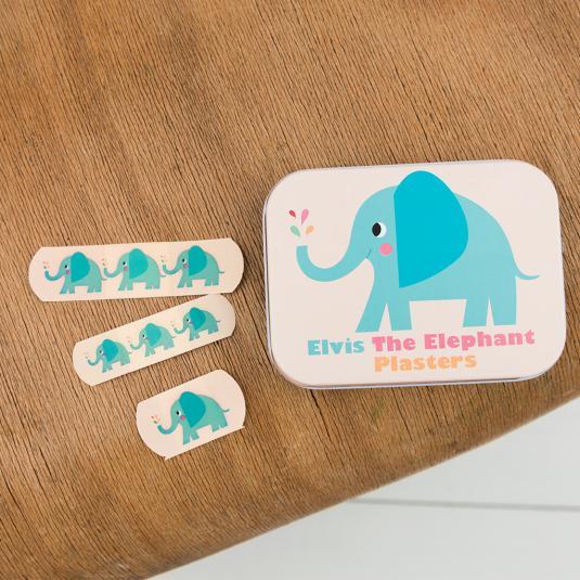 Elvis The Elephant Plasters