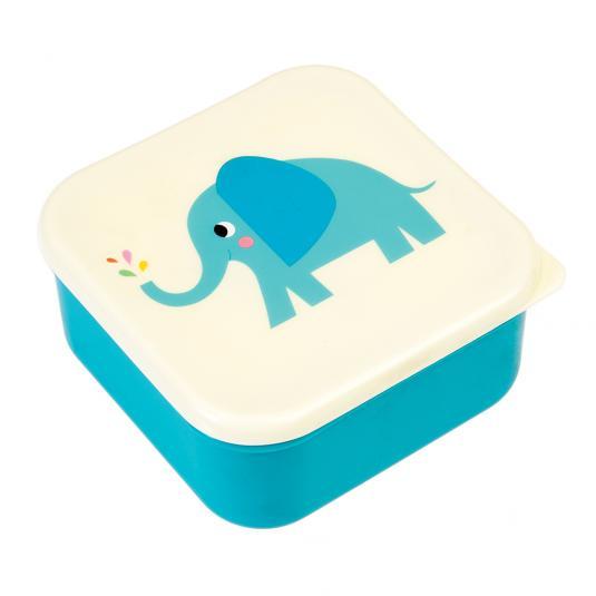 Elvis The Elephant Snack Boxes (set Of 3)