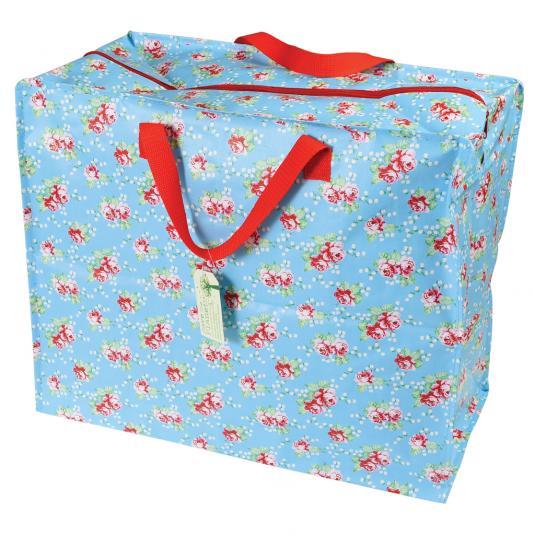 Jumbo storage and laundry bag
