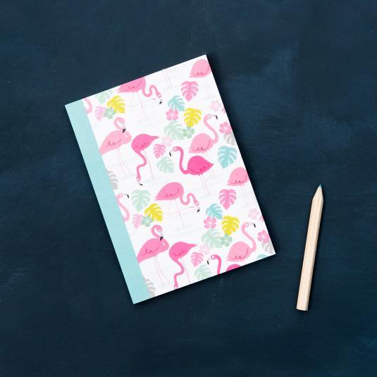Flamingo Bay A6 Notebook