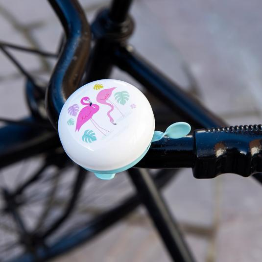Flamingo Bay Bicycle Bell