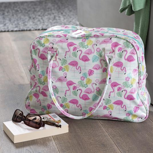 Flamingo Bay Travel Weekend  Bag