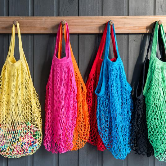 French Style Shopping Bags