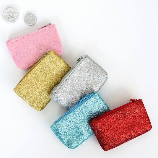 Glitter Mini Purses