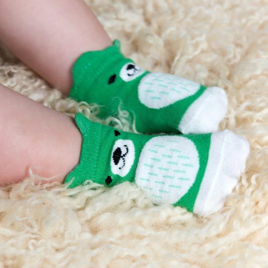 Gift boxed set of baby socks