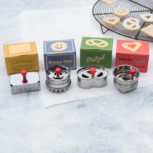 Ejector Biscuit Cutters