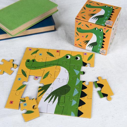 Harry The Crocodile Mini Puzzle