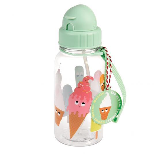 Ice Cream Friends Kids Water Bottle