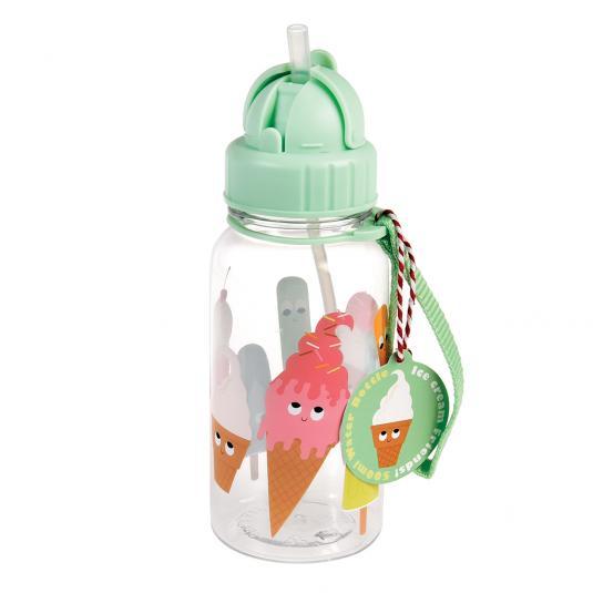 Ice Cream Friends Water Bottle