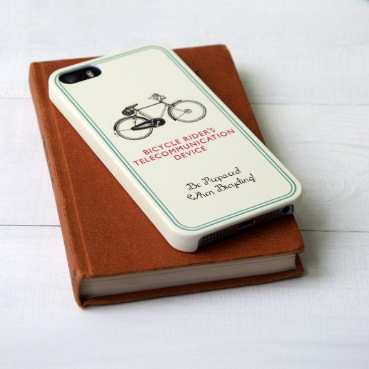Iphone 5/5s Case Bicycle