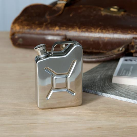Jerry Can Hip Flask