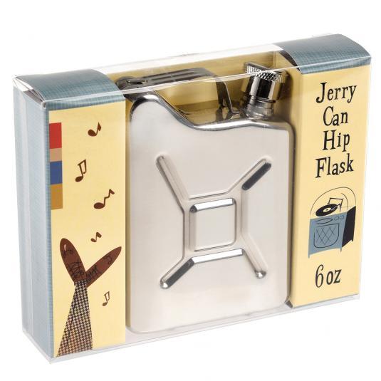 Modern Men Jerry Can Hip Flask