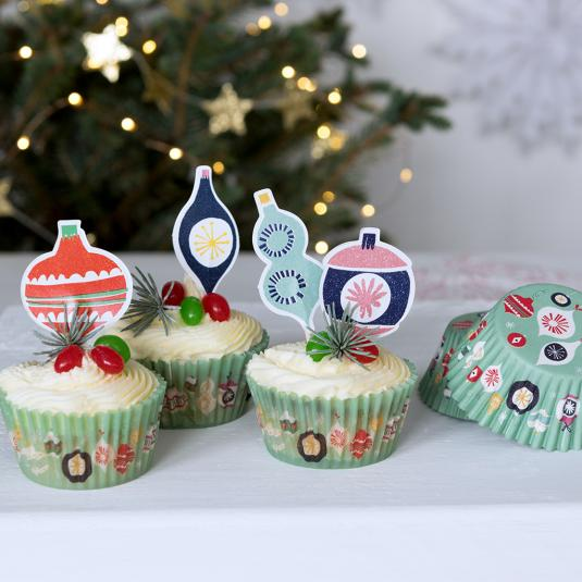 Jolie Noel Cupcake Kit