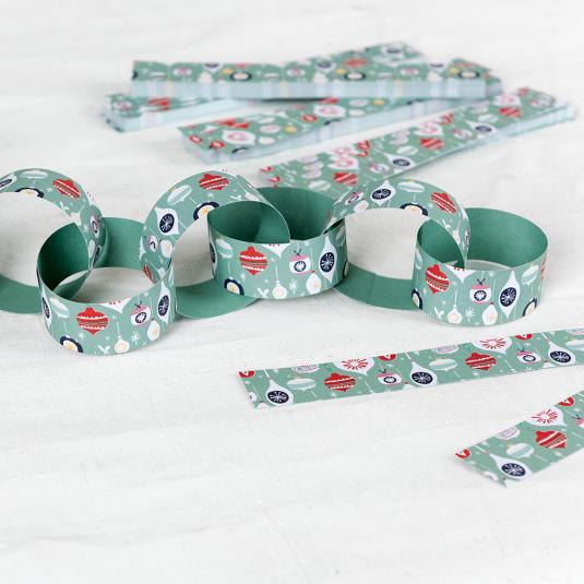 Jolie Noel Paper Chain Kit