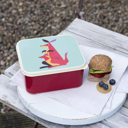Kangaroo Lunch Box