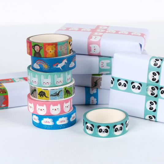 printed wrapping Tape