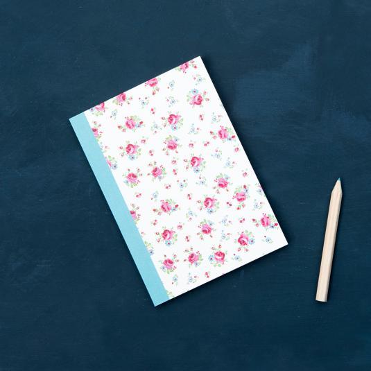 La Petite Rose A6 Notebook