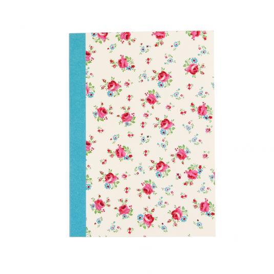 La Petite Rose Floral A6 Notebook